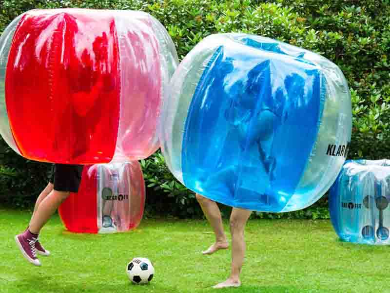 SK0030 Bubbelvoetbal
